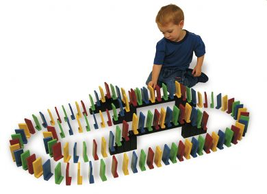 Easy Stand Dominos Set of 100