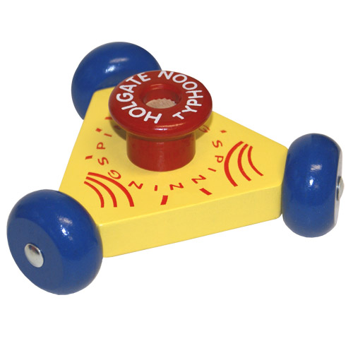 Wood Spinning Typhoon - Wooden Toy Made in the USA