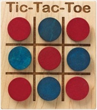Tic-Tac-Toe, Small Maple