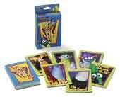Veggie Tales - Larry - Boy's Get Rid of the Fib Card Game